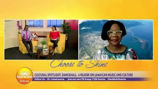 Dancehall: A Reader on Jamaican Music and Culture | Sunrise: Cultural Spotlight | CVMTV