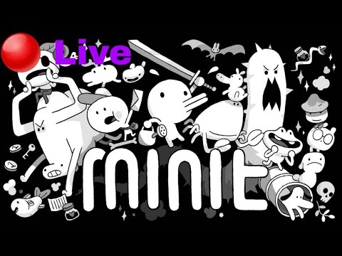 🔴[Live]--Minit-เกมไร-60-วิ
