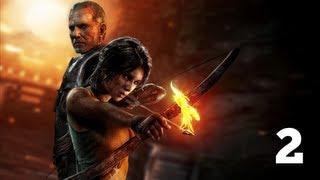Прохождение Tomb Raider — Часть 2: Дикий лес