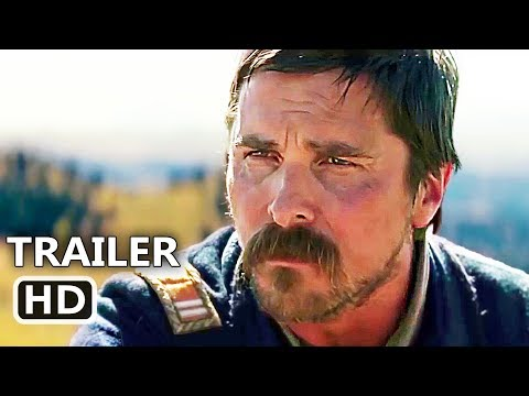 HOSTILES New Official Trailer (2018) Christian Bale Western Movie HD