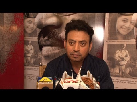 Irrfan Khan | Interview | Talvar
