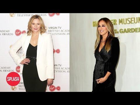 connectYoutube - Kim Cattrall Responds to Sarah Jessica Parker | Daily Celebrity News | Splash TV