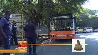 Cuba: Transporte urbano de la capital es afectado por insuficiente disponibilidad de combustible