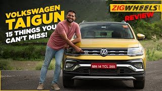Volkswagen Taigun First Drive Review: 10 Reasons Why It Lives Up To The Hype!