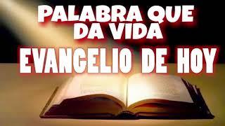 EVANGELIO DE HOY LUNES 22 DE FEBRERO CON ORACIÓN Y REFLEXIÓN | PALABRA QUE DA VIDA