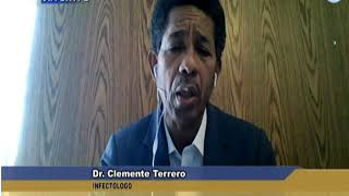 Entrevista: Dr. Clemente Terrero Infectólogo