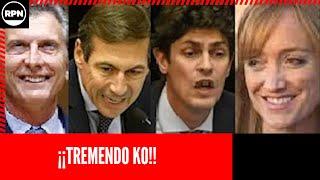 Anabel Fernandez Sagasti prendió fuego a Cornejo y le cantó las 40 a los senadores de Cambiemos
