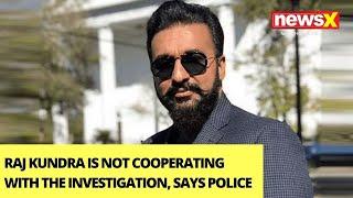 'Kundra Is Not Co-Operating' | Sr Officers To ITV Network On Raj Kundra | NewsX - NEWSXLIVE