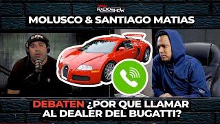MOLUSCO & SANTIAGO MATIAS DEBATEN