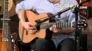 John Buscarino's Grand Cabaret Nylon String Guitar Demo