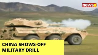 China's cheap theatrics| shows-off military drill | NewsX - NEWSXLIVE