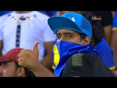 ملخص مباراة القوة الجوية العراقي 0-1 اتحاد الجزائر | كأس العرب للأندية