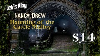 Let's Play Nancy Drew: The Haunting of Castle Malloy S14 - The Stone Pillars