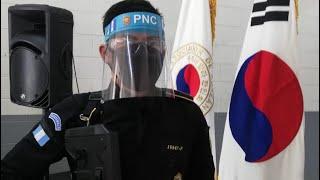 República de Corea donó implementos de protección a PNC