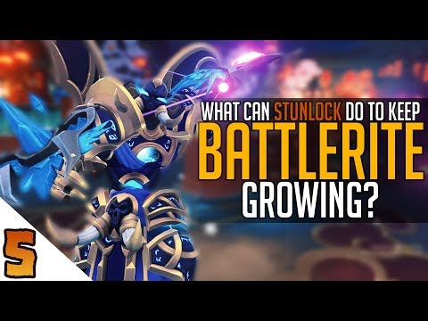 connectYoutube - What Can STUNLOCK Do To Keep Battlerite Growing?