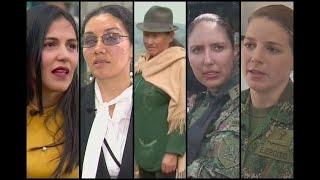Mujeres que construyen país: cinco historias para sentirse orgulloso de las colombianas