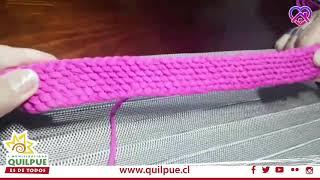 Taller de Tejido: Confección de un cinturón