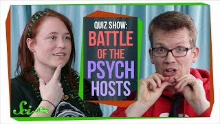SciShow Quiz Show: Battle of the Brains!