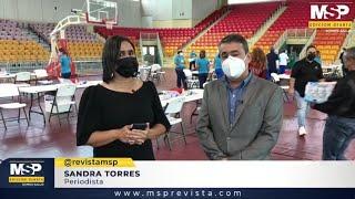 Vacunación contra el Covid-19 desde Juana Díaz