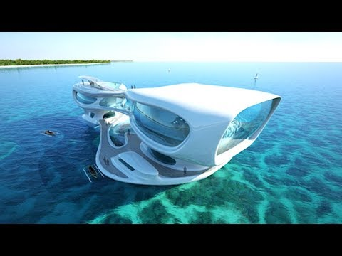 connectYoutube - Most AMAZING Eco Friendly Buildings