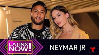 Neymar Jr. y Natalia Barulich calientan las redes con esta foto sensual | Entretenimiento