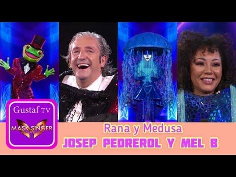 MASK SINGER 2 | Rana y Medusa Gala 5. Josép Pedrerol / Mel B (Spice Girls)