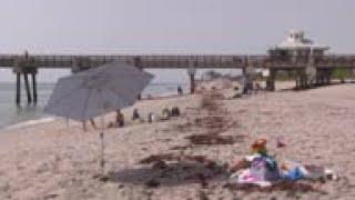 More Florida beaches to close as virus cases rise