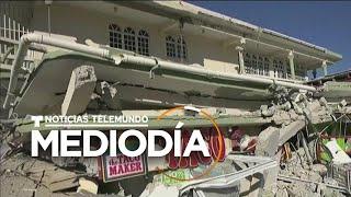 Parte de Puerto Rico sigue sin electricidad ni agua por continuos sismos   Noticias Telemundo