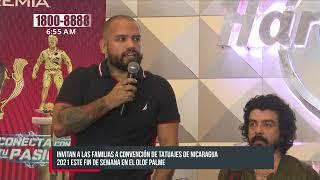 #ENVIVO Crónica TN8 - Viernes 18 de Junio 2021 - Edición matutina