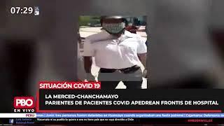 AHÍ ESTÁN LAS VERDADERAS ENCUESTAS???? Pobladores de MOQUEGUA marchan exigiendo la vacancia de Vizcarra