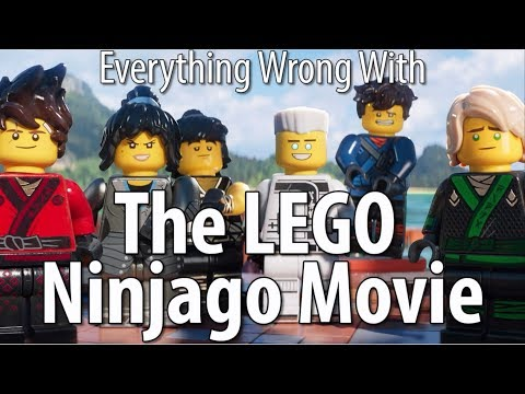 connectYoutube - Everything Wrong With The LEGO Ninjago Movie In 13 Minutes Or Less