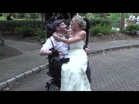 A Year Later, Groom Paralyzed During Bachelor Party Making Progress