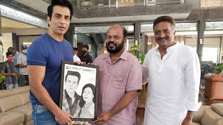 Ambati Srinivas Gave His Daughter Sketch To Sonu Sood   Actor #SonuSood Latest Video   TFPC - TFPC