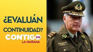 ¿Cuál es el futuro del general Mario Rozas - Contigo En La Mañana