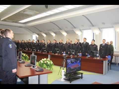 В УМВД России по Томской области состоялся слет молодых сотрудников