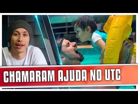 connectYoutube - REACT NÃO PODE RIR! - com Igor Guimarães, Gusang, Fiaspo e Emisu (Castro Brothers)