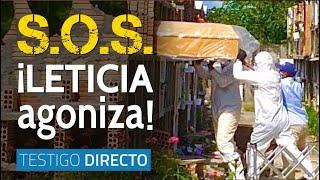 Leticia: ¿el nuevo Guayaquil en Colombia - Testigo Directo