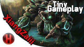 XiangZaiii Tiny Gameplay Dota 2