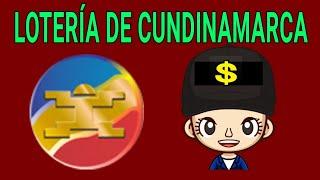 Resultados lotería de Cundinamarca 3 de Julio de 2020