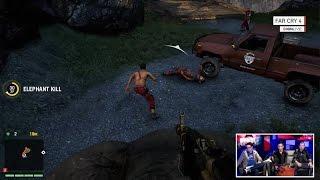 Far Cry 4: Elephant Rampage