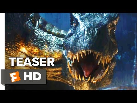 connectYoutube - Jurassic World: Fallen Kingdom Teaser Trailer #1 (2018) | Movieclips Trailers