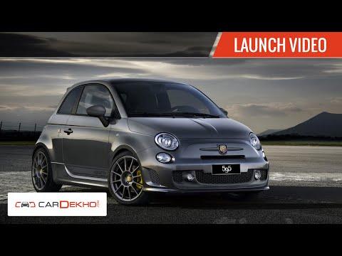 2015 Fiat Abarth 595 Launch in India | CarDekho.com