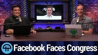 Facebook Faces Congress