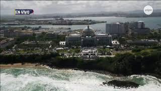 Pedro Pierluisi jura como gobernador de Puerto Rico