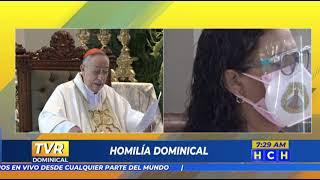 """""""Falsos ídolos conducen a la injusticia, esclavitud y a la muerte"""", Cardenal Rodriguez Maradiaga"""