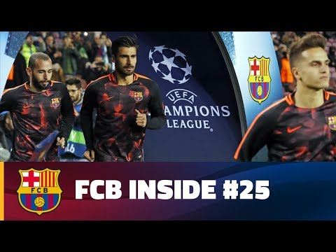 The week at FC Barcelona #25