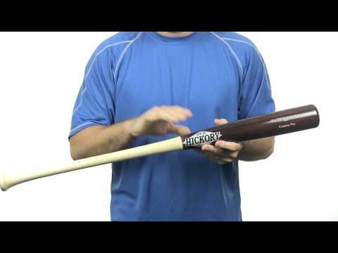 Old Hickory Co. Custom Pro Maple Wood Bat: YP66M