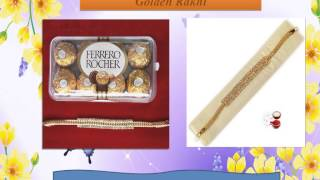 Send Exclusive Rakhi to Canada by Rakhibazaar.com