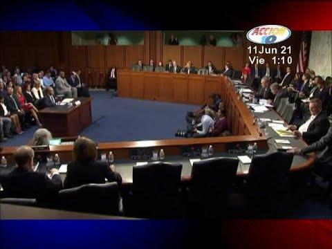 Senadores de EE.UU. solicitan a Biden revisar el tratado de libre comercio con Nicaragua