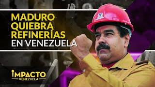 25 días de gasolina iraní nada mas | Impacto Venezuela